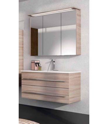 Espejo Camerino : Modelo OKRA 3 puertas