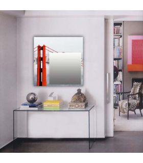 Comprar online Espejos Retroiluminados : Modelo GOLDEN GATE