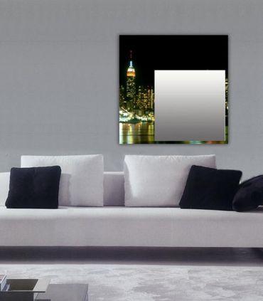 Espejos Retroiluminados : Modelo BAHIA NY