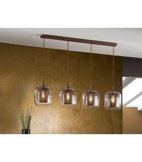 Comprar online Lámparas de techo : Modelo FOX 4 Luces