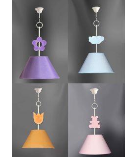 Comprar online Lámparas Infantiles Colgantes : Modelo FIGURAS