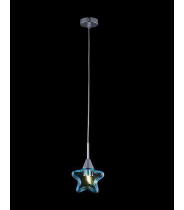 Colgantes Tulipa Estrella de Cristal : Modelo STAR