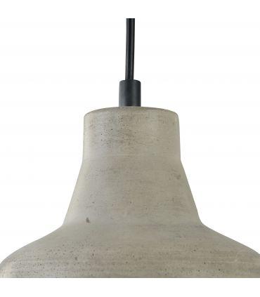 Colgante Industrial Pantalla de Cemento : Modelo BRONI
