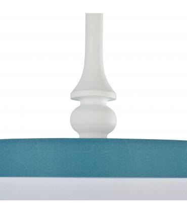 Colgante de Techo Pantalla Rayas Blanco y Azul : Colección SAILOR