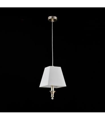 Colgante de Techo de 1 luz con Pantalla : Colección RIVE GAUCHE