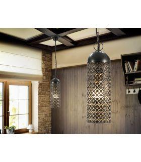 Comprar online Lámpara de techo de Metal Troquelado : Modelo JAMILA