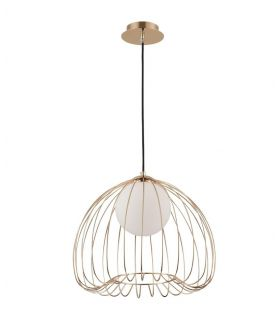 Comprar online Lámpara de Techo de Diseño en Metal : Modelo POLLY