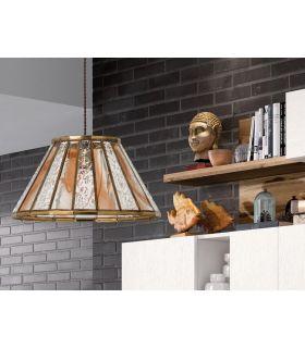 Comprar online Lámpara colgante de Cristal : Modelo MERCIA berona