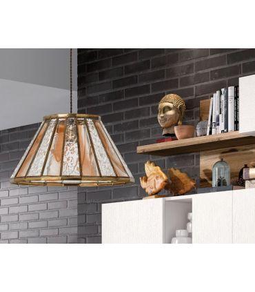 Lámparas colgantes de Cristal : Modelo MERCIA berona
