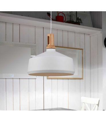 Lámparas de Metal y Madera : Modelo PAI