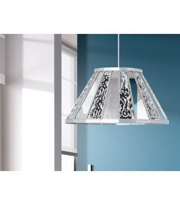 Lámparas de Metal y Cristal : Modelo MERCIA aura