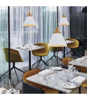 Comprar online Lámpara de techo de estilo Nórdico : Modelo LERMA