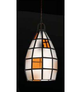 Comprar online Lámpara colgante de Estilo Tiffany : Colección AURA