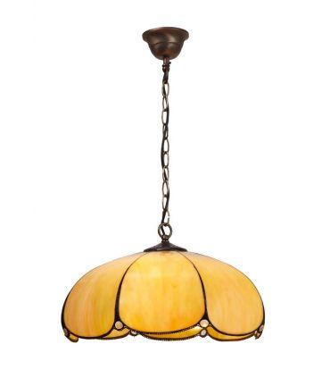 Lámparas Tiffany Colgantes : Colección VIRGINIA