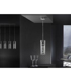 Comprar online Lámpara colgante de Cristal : Modelo BUBBLE 1Luz