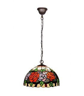 Comprar online Lámpara de techo Estilo Tiffany : Colección ROSY