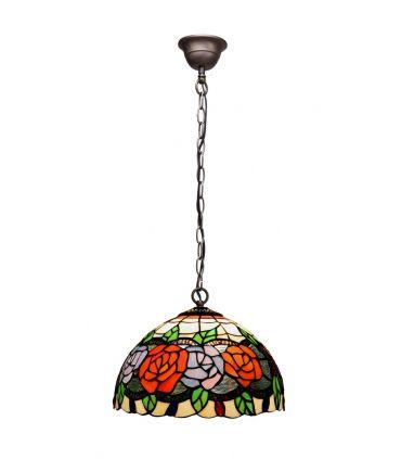Lámparas de Techo Estilo Tiffany : Colección ROSY