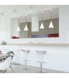 Comprar online Lámpara de techo de estilo Nórdico : Colección TRENTO Cono