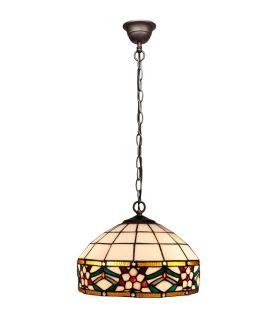 Comprar online Lámpara colgante de Estilo Tiffany : Colección MUSEUM