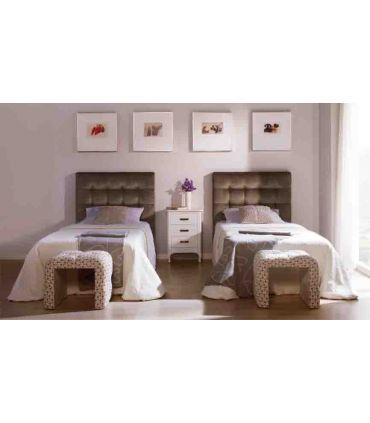 Cabeceros de cama Tapizados : Modelo LYON