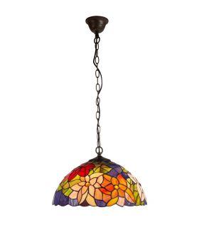 Comprar online Lámparas extensibles Tiffany Colgantes : Colección GUELL