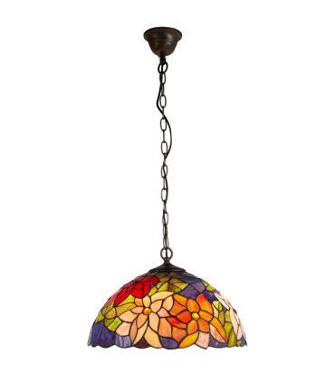 Lámparas Tiffany Colgantes : Colección GUELL