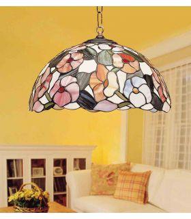 Lámpara de techo Tiffany : Coleccion TRADICION