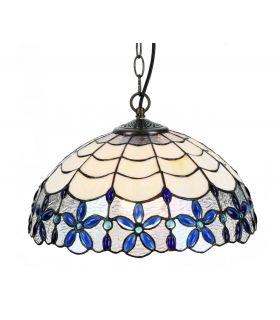 Comprar online Lámpara de Estilo Tiffany : Colección BLUE