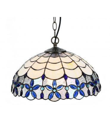 Lámpara de Estilo Tiffany : Colección BLUE