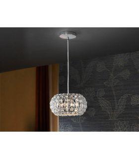 Original lámpara de techo Colección DIAMOND Schuller