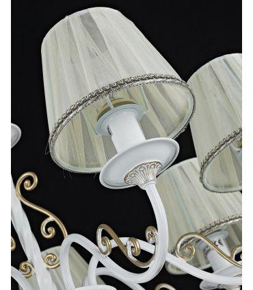 Lámparas de Techo Clásicas 3 Luces : Colección SUNRISE