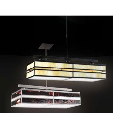 Lamparas Extensibles de Salón : Modelo LOFT LUXE TRIUM