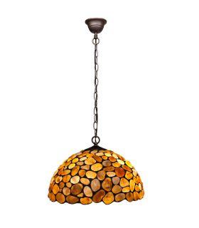 Comprar online Colgante de techo de estilo Tiffany : Colección STONE
