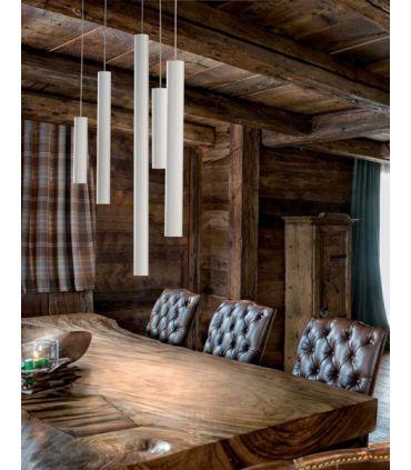 Lámparas de techo Tubulares : Modelo A-TUBE