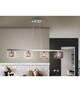 Comprar online Lámpara de 4 luces Diseño Moderno : Colección LIOS