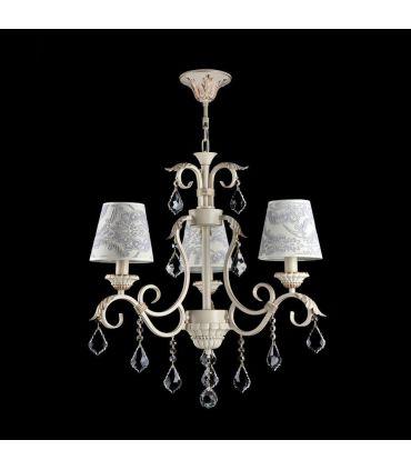 Lámparas de Techo de Estilo Clásico : Colección VELVET 3 Luces