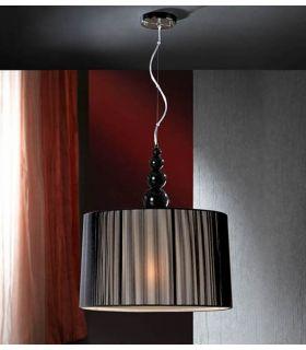 Comprar online Lámparas Modernas : Colección MERCURY Negro