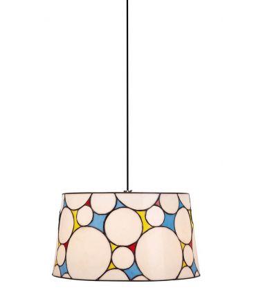 Lámparas Colgantes de Cristal Tiffany : Colección HIPPY