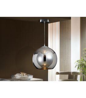 Comprar online Lámparas Colgantes de Metal : Colección ESFERA cromo