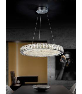 Lámparas LED con Cristal Facetado : Colección DANA