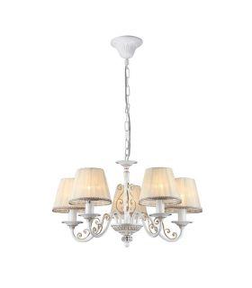 Comprar online Lámpara de techo Clásicas 5 Luces : Colección SUNRISE