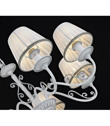 Lámparas de Techo Clásicas 5 Luces : Colección SUNRISE