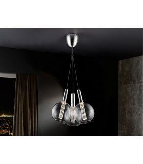 Lamparas Modernas con luz LED : Colección EIRE 3 luces