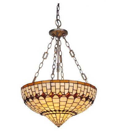 Lámparas Estilo Tiffany de Techo : Colección ART