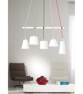 Comprar online Lámpara de Techo con pantallas : Modelo DEPANTALLAS