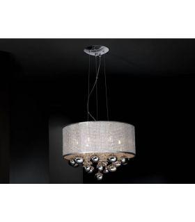 Comprar online Lámpara colgante : Colección ANDROMEDA 6 luces