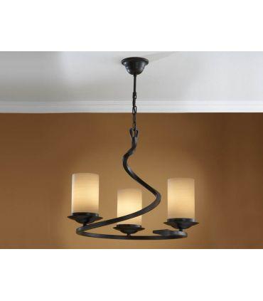 Lámpara de forja : Colección CRISOL