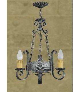 Comprar online Lámpara rustica Mod. L-113-3