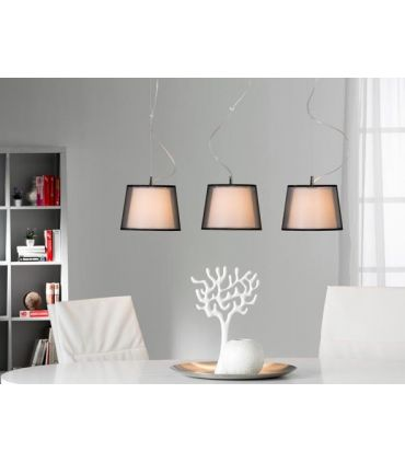 Lámpara de Techo Lineal 3 Luces : Colección KOMBINATOR