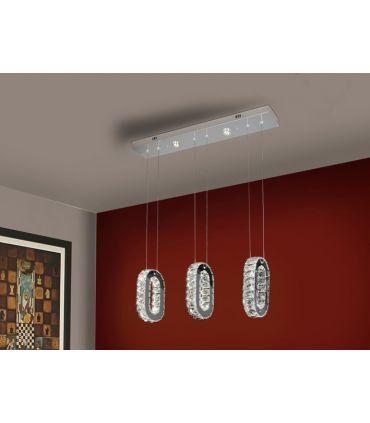 Lámpara de Techo LED Diseño Moderno : Modelo ORBIA de Schuller